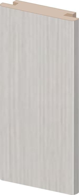 ПВХ лиственница белая