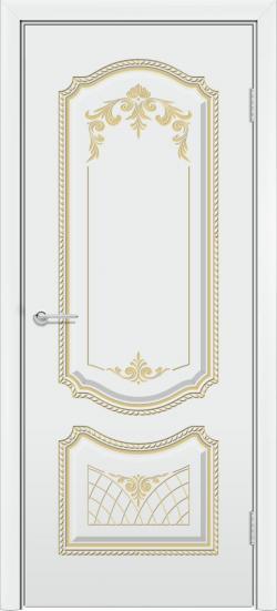 Белый золото