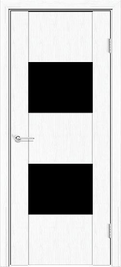Белая патина черный