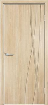 Фото двери Богемия цвет Белёный дуб