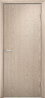 Фото двери Гладкое рифленное цвет Бриз ель карпатская