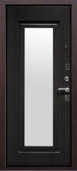 Входная дверь Царское зеркало - цвет Венге