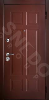 Входная дверь Консул 2К - цвет Внешняя сторона