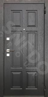 Входная дверь Лондон - цвет Внешняя сторона