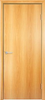 Фото двери Полотно гладкое цвет Миланский орех
