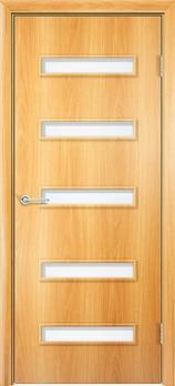 Фото двери Горизонт цвет Миланский орех