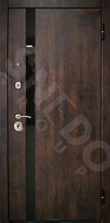 Входная дверь Премьер 2К - цвет Внешняя сторона