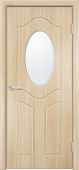 Фото двери Ренессанс цвет Беленый дуб ДО