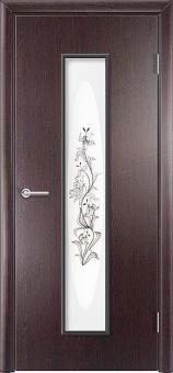 Фото двери Рим цвет Венге