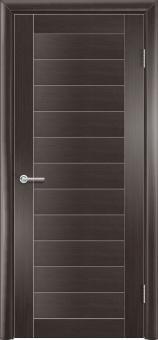 Фото двери SL7 цвет Каштан