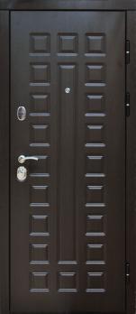 Входная дверь Сенатор - цвет Венге