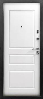 Входная дверь Соломон - цвет Ясень белый