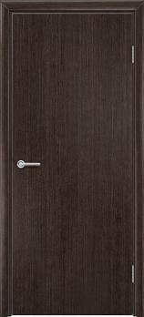 Дверь Гладкая Венге