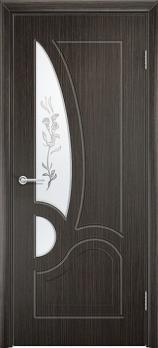 Фото двери Марсель цвет Венге
